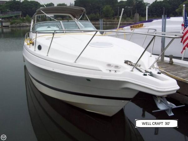 Used Wellcraft 30 Express Cruiser Boat For Sale