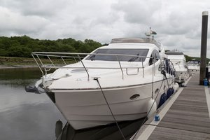 Used Astondoa 43 Fly Motor Yacht For Sale