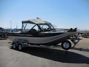 Used Northwest Boats 218 Lightning Aluminum Fishing Boat For Sale