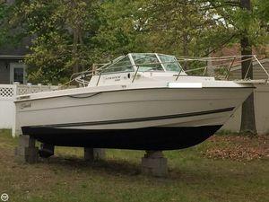 Used Seaswirl Striper 2150 Walkaround Fishing Boat For Sale