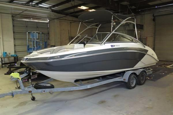 2011 used yamaha ar240 cruiser boat for sale 32 500 for Yamaha dealer tampa