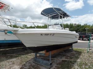 Used Triumph 195CC Center Console Fishing Boat For Sale