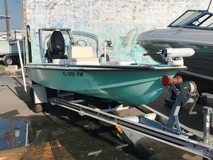 Used Dorado 17 FLATS Fishing Boat For Sale