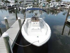 Used Polar 1900CC Center Console Fishing Boat For Sale
