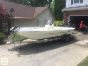 Used Mako Pro 17 Skiff CC Skiff Fishing Boat For Sale
