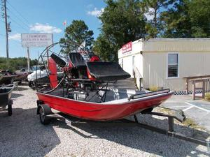 Used Airship 16 Jimmy White Air Boat For Sale