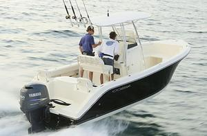 Used Cobia 217 Center Console Freshwater Fishing Boat For Sale