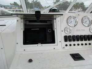 Used Sea Pro 238 W/A Walkaround Fishing Boat For Sale