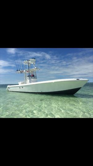 Used Sea Vee Diesel Center Console Fishing Boat For Sale