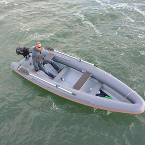 New Foldable Rib 460 Rigid Sports Inflatable Boat For Sale