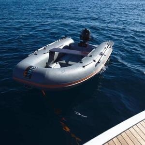 New Foldable Rib 275 Rigid Sports Inflatable Boat For Sale