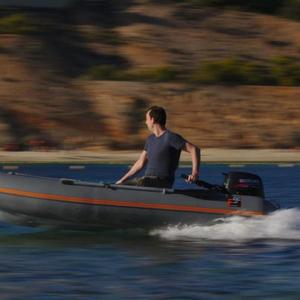 New Foldable Rib 360 Rigid Sports Inflatable Boat For Sale