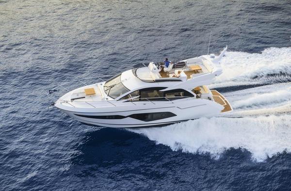 Used Sunseeker Manhattan 52 Motor Yacht For Sale