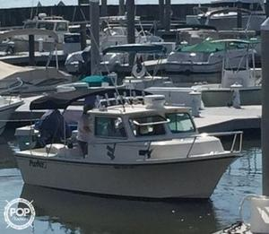 Used Parker Marine 2120 SC Pilothouse Boat For Sale