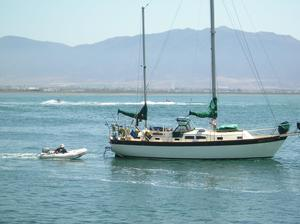 Used Irwin 37 Ketch Sailboat For Sale