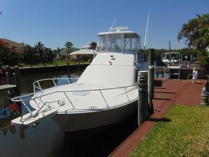 Used Luhrs Saltwater Fishing Boat For Sale