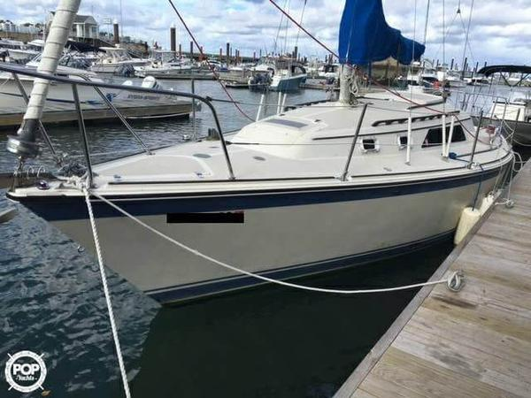 Used O'day 28 Sloop Sailboat For Sale