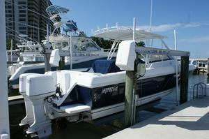 Used Intrepid 348 WA Cuddy Cabin Boat For Sale