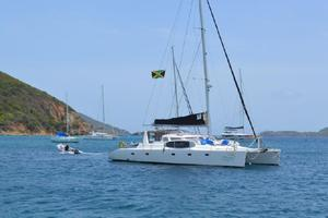 Used Voyage Yachts 500 Catamaran Sailboat For Sale