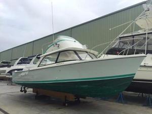 Used Bertram 31 Flybridge Boat For Sale