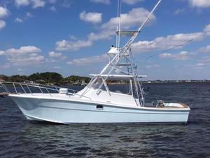 Used Topaz 36 Flybridge Boat For Sale