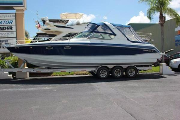 Used Formula Boats 330 Sun Sport Cruiser Boat For Sale