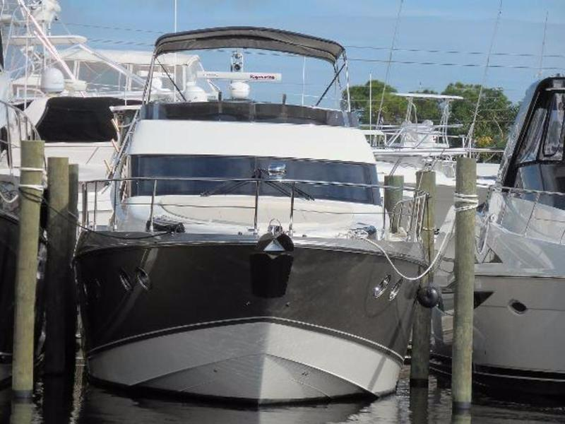 2011 Used Marquis 500 Sport Bridge Motor Yacht For Sale