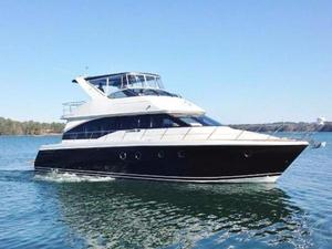 Used Carver Yachts 54 Voyager Motor Yacht For Sale