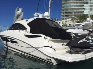 Used Sea Ray 51 Sundancer W/ ZEUS Drives Cruiser Boat For Sale
