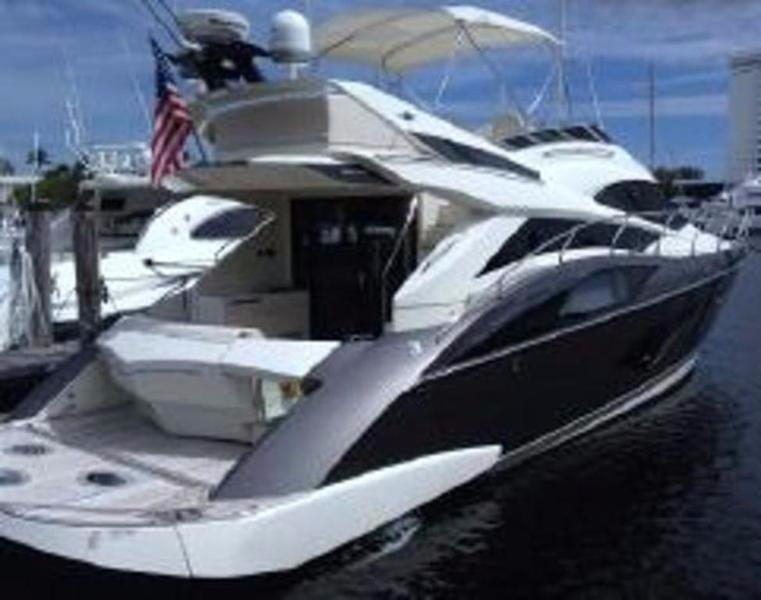 2013 Used Marquis 500 Sport Bridge Motor Yacht For Sale