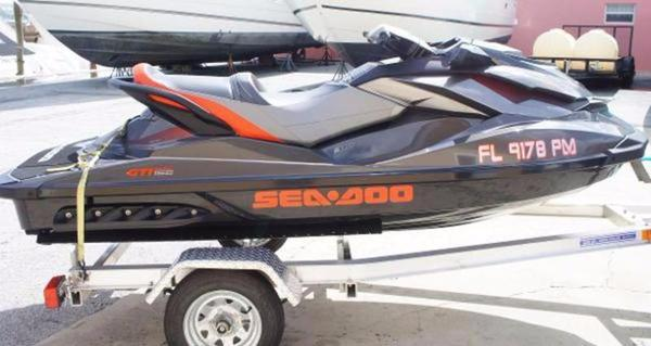Used Sea-Doo GTI Limited 155 High Performance Boat For Sale