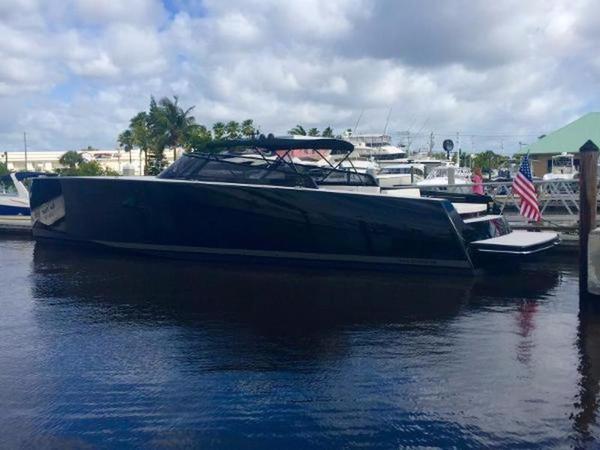 Used Vandutch 55 Motor Yacht For Sale