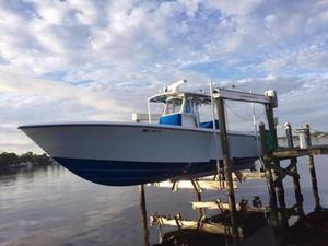 Used Contender 35 ST Saltwater Fishing Boat For Sale