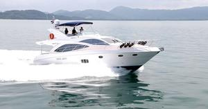 New Majesty Yachts Majesty 56 Motor Yacht For Sale