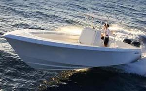 New Contender 35 Tournament Saltwater Fishing Boat For Sale