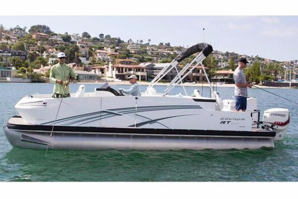New Larson RT 2200 Fish Pontoon Boat For Sale