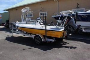New Action Craft 1720 Flyfisher Center Console Fishing Boat For Sale