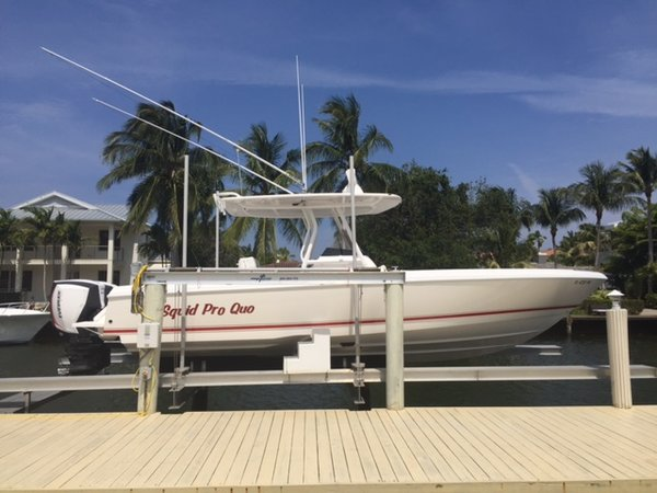 Used Intrepid Powerboats Inc. Center Console Fishing Boat For Sale