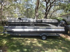 Used Avalon GS2080QL Pontoon Boat For Sale