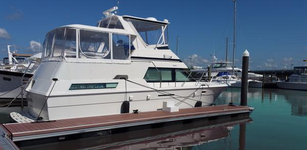 Used Hatteras Double Cabin M.Y. Motor Yacht For Sale