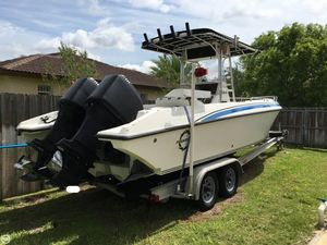 Used Fountain 29 CC Center Console Fishing Boat For Sale