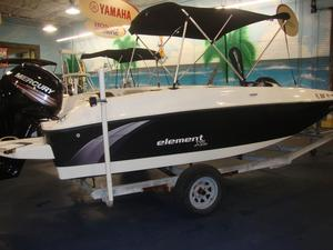 Used Bayliner Element 180 XL Bowrider Boat For Sale