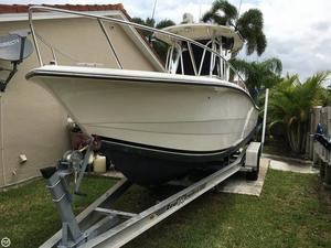 Used Hydra-Sports 2500 CC Vector Center Console Fishing Boat For Sale