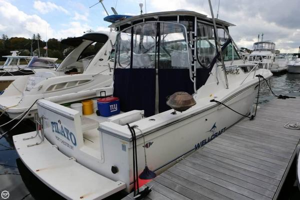 Used Wellcraft 330 Coastal Sports Fishing Boat For Sale