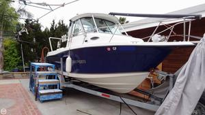 Used Seaswirl Striper 2101 WA Walkaround Fishing Boat For Sale