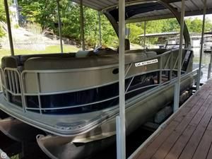 Used Berkshire 250Sport- BP3 Pontoon Boat For Sale