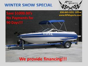 Used Glastron GT185SF Ski and Fish Boat For Sale