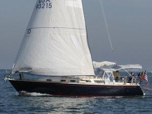Used Sabre 34 MK II Cruiser Sailboat For Sale