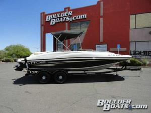 Used Tahoe Boats 215 IO Deck Boat For Sale