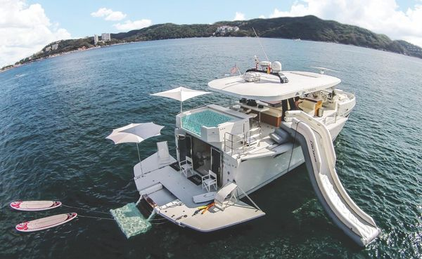 Used Astondoa Topdeck 63 Motor Yacht For Sale